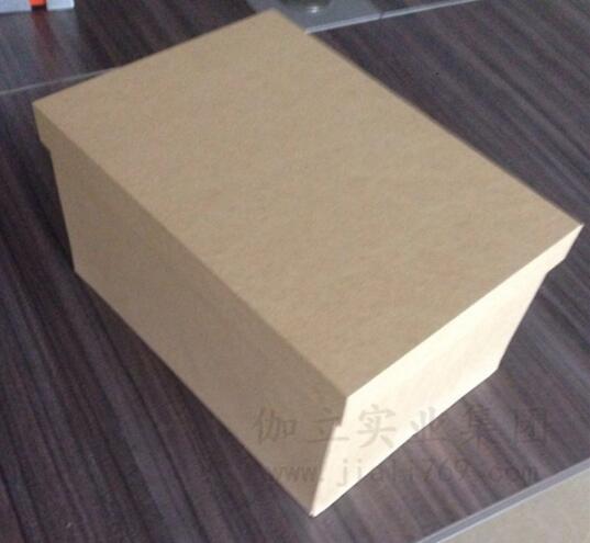 牛皮纸收纳盒