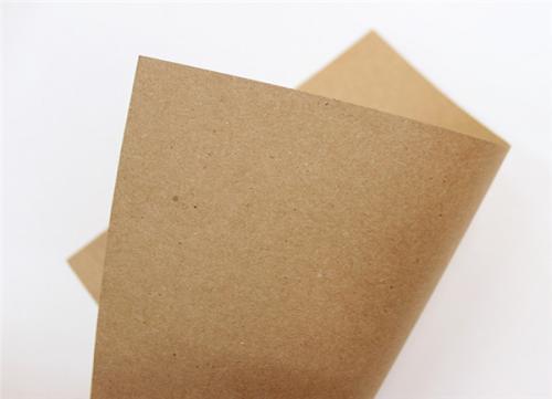 牛皮纸的颜色有几种?